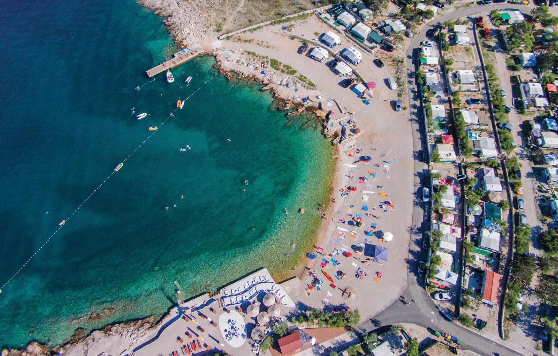 Plaža Mala konjska