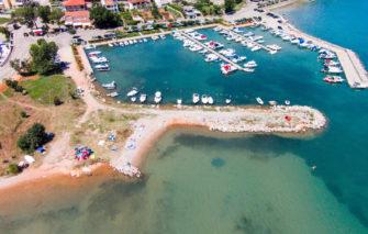 Plaža Mala sten