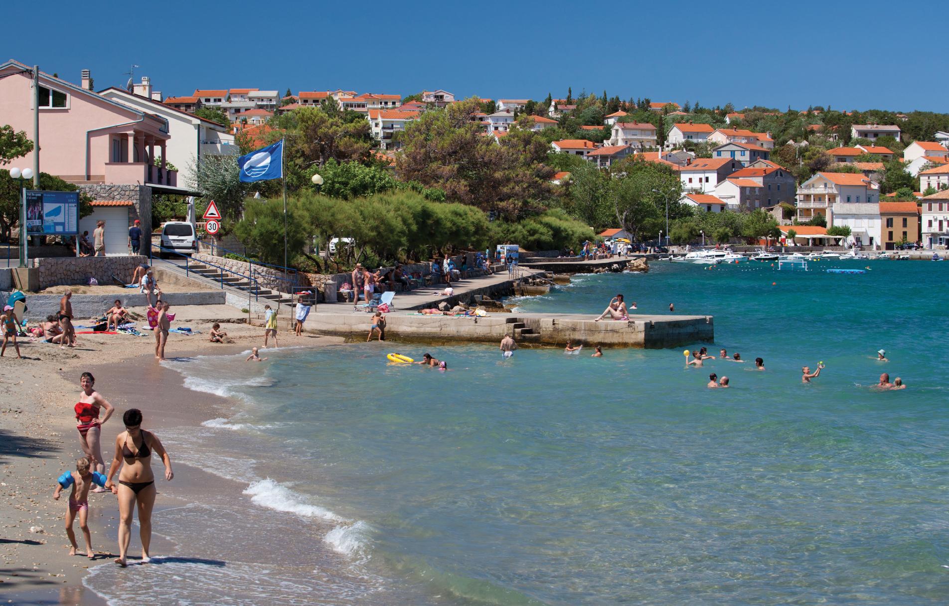 Plaža Pješčana
