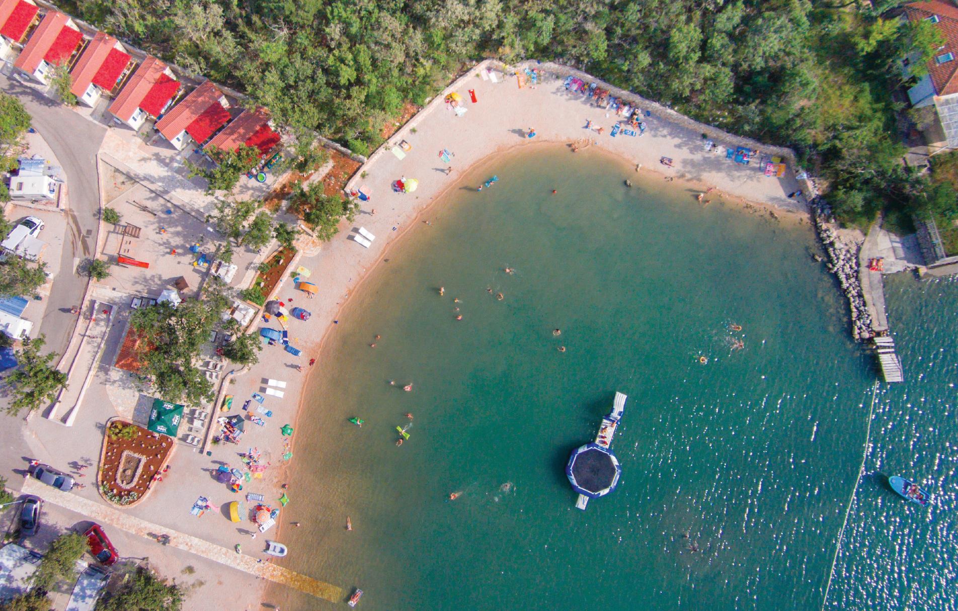 Plaža Slamni