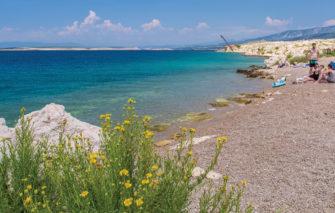 Plaža Tiha