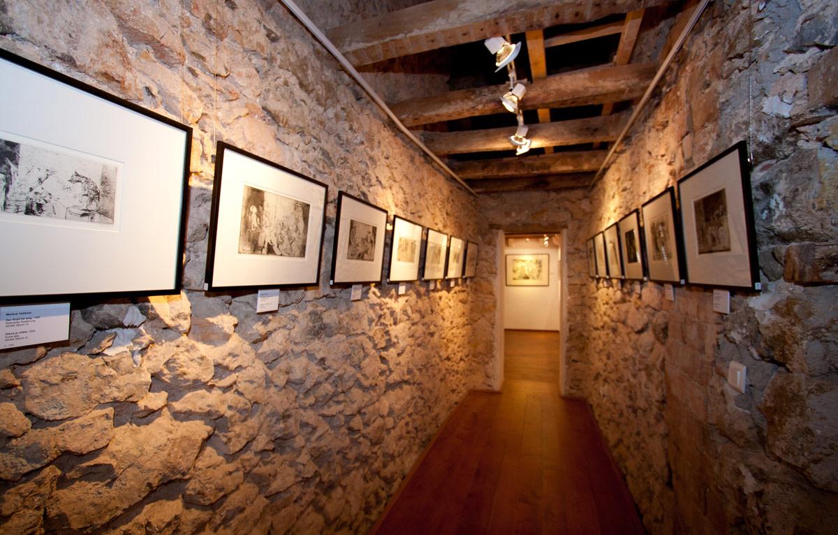 La galleria Infeld