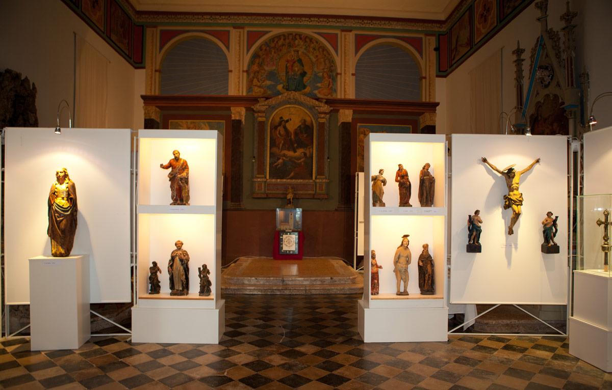 Il museo D'arte sacra